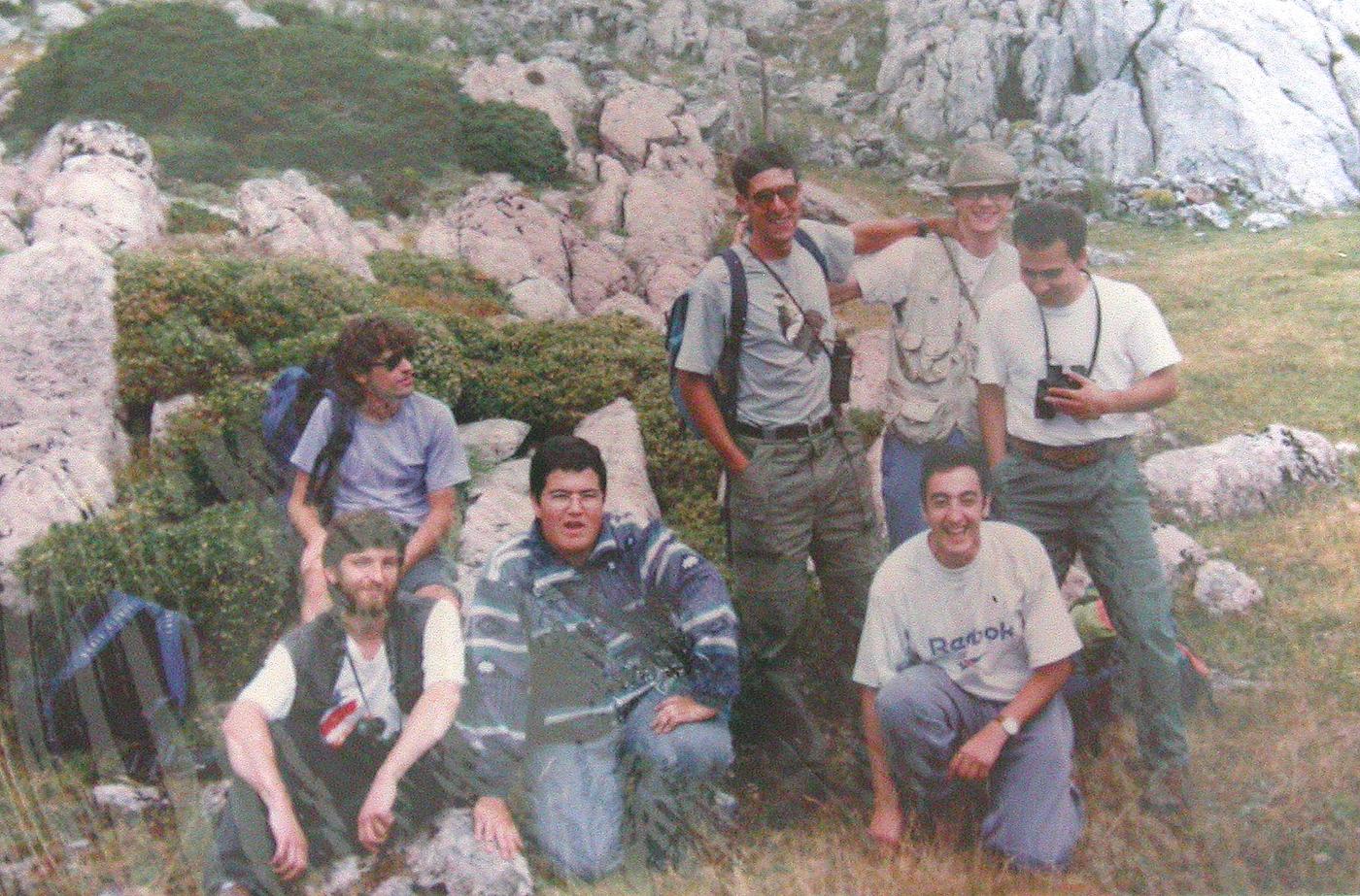 Excursión a Somiedo, 1996