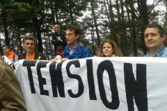 Dia del medio ambiente en la Peña los 4 Xueces 05.06.16