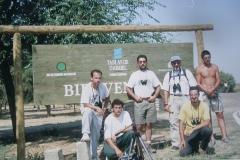 Excursión a Daimiel, 1998