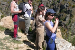 Excursión a Paradela y Miranda Portugal, 2004