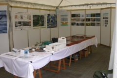 Exposiciones en Feria Bitacora Avilés 02.08.15. (2)