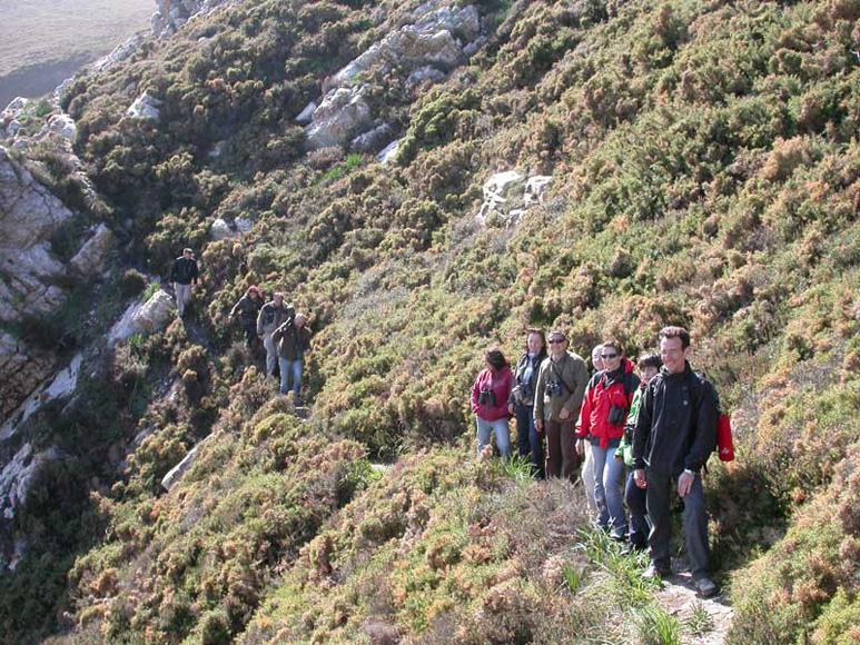 Excursión al Cabu Peñes, 11.03.12