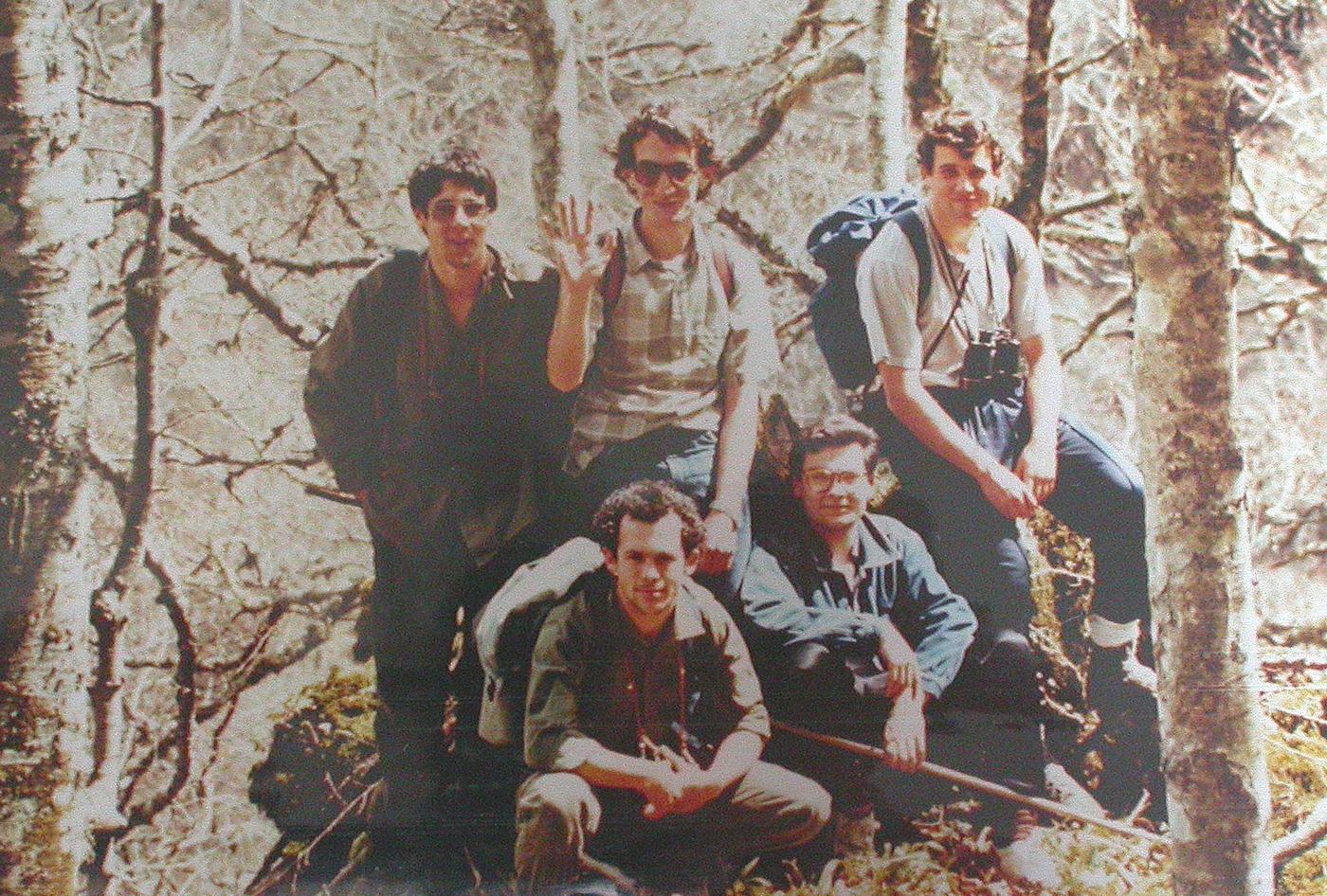 Excursión a Hermo Cangas, 1990