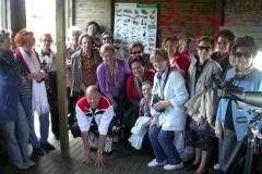Visita de asociación de Amas de Casa a Zeluán, 22.05.12