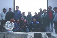 Comida en Punta Vidrias Castrillón, 2000