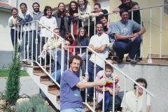 Comida en casa Fruti Villalegre,1999