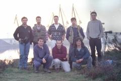 Excursión SCV Madrid a Zeluán,1998